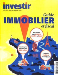 Hors Série Revue Investir - Guide Immobilier et Fiscal 2018