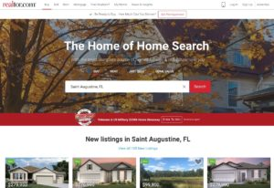 Realtor : site de recherche immobilier en Floride